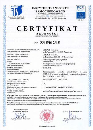 certyfikaty-Z15-012-15-DERPOL-3M