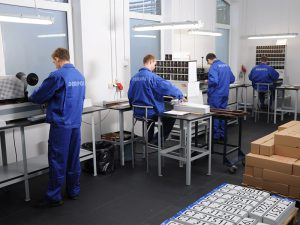 Producent tablic rejestracyjnych - DERPOL - zdjęcie 1