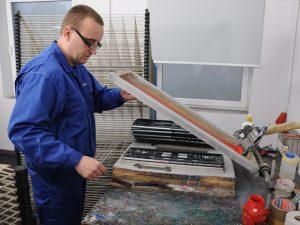 Producent tablic rejestracyjnych - DERPOL - zdjęcie 4